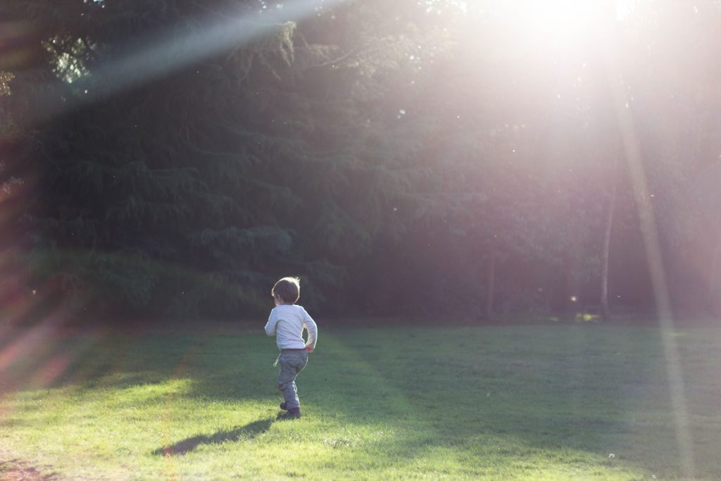 Gartenbrause für Kinder