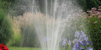 Bewässerungssystem Rasen Unterirdisch