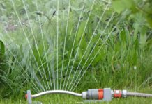 Bewässerungsuhr